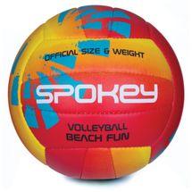 SPOKEY - BEACH FUN Volejbalová lopta oranžová č.5 579c15e70a4