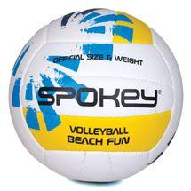 SPOKEY - BEACHFUN Volejbalová lopta modrá č.5