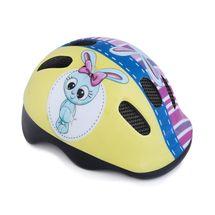 SPOKEY - BUNNY Detská cyklistická prilba, 44-48 cm