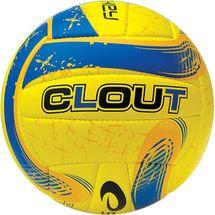 SPOKEY - CLOUT II Volejbalová lopta žltá č.5