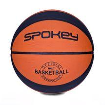 SPOKEY - DUNK Basketbalová lopta hnedá