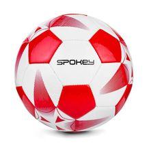 SPOKEY - E2018 I futbalová lopta červeno-biela vel. 5