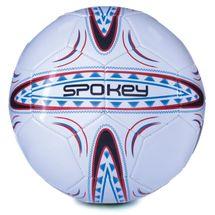 SPOKEY - FERRUM Futbalová lopta vel..5  bielo-modrá