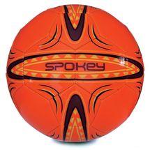 SPOKEY - FERRUM Futbalová lopta vel..5  oranžovo-čierná