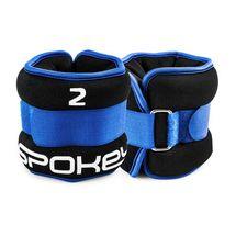SPOKEY - FORM IV závažie na ruky a nohy 2 x 2kg