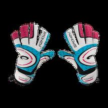 SPOKEY - GRASP Brankárske rukavice modro - biele roz.9
