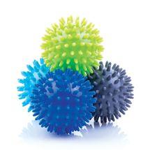SPOKEY - GRESPI II masážne loptičky 65 mm 4ks
