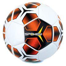 SPOKEY - HASTE futbalová lopta vel. 5, červeno-čierna
