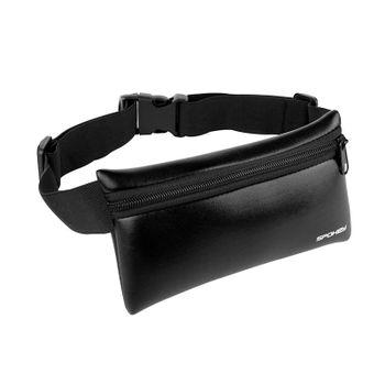 SPOKEY - HIPS BAG Športová ľadvinka čierna
