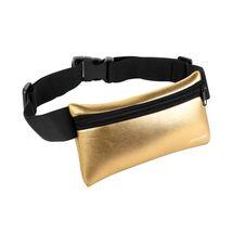SPOKEY - HIPS BAG Športová ľadvinka zlatá