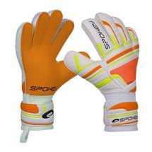 SPOKEY - INTENSE Brankárske rukavice oranžové vel.4