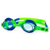 SPOKEY - JELLYFISH -Detské plavecké okuliare zelené