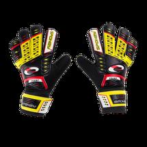SPOKEY - KEEPER JR Brankárske rukavice žlté roz.7