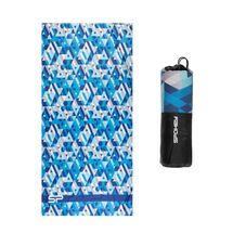 SPOKEY - MENORKA Rýchloschnúci plážový uterák 100x180 cm