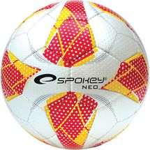 SPOKEY - NEO FUTSAL II Lopta na halový futbal červená č.4