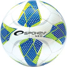 SPOKEY - NEO FUTSAL II Lopta na halový futbal modrá č.4