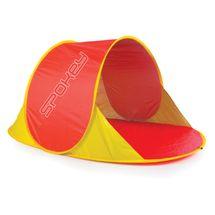 SPOKEY - NIMBUS samorozkladací plážový paravan červený