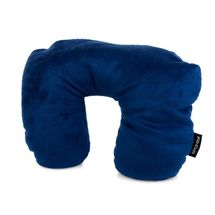 SPOKEY - ORIGAMI - cestovný vankúšik 2v1 - teplá a chladivá strana modrý