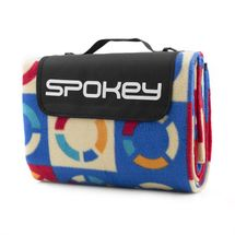SPOKEY - PICNIC LIFEBUOY Pikniková deka s popruhom, 180x210 cm
