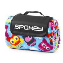 SPOKEY - PICNIC OWL Pikniková deka 180x210