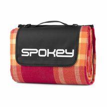 SPOKEY - PICNIC SUNSET Pikniková deka s popruhom, 180x210 cm