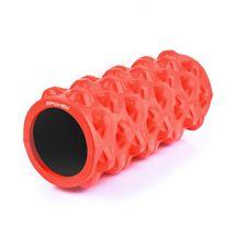 SPOKEY - ROLL fitness masážny valec červený