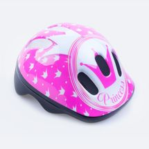 SPOKEY - ROYALTY - Detská cyklistická prilba 44-48 cm