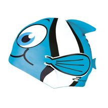 SPOKEY - RYBKA-Plavecká čiapka RYBA sv.modrá