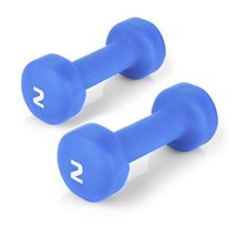 SPOKEY - SHAPE IV Sada činiek 2*2 kg modré