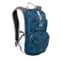SPOKEY - STELVIO Cyklistický a bežecký ruksak 12l, modrý