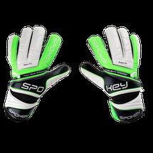 SPOKEY - TOUCH Brankárske rukavice zelené roz.8