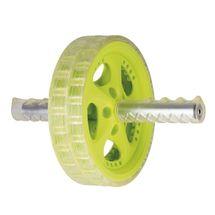 SPOKEY - TWIN B - Dvojitý posilňovací valec zelený
