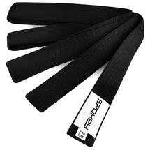 SPOKEY - UNSU-Pás ku kimonu čierny