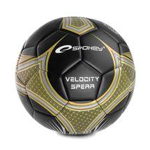 SPOKEY - VELOCITY SPEAR - Futbalová lopta čierno-zlatá č.5