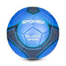 SPOKEY - VELOCITY SPEAR - Futbalová lopta modrá vel.5