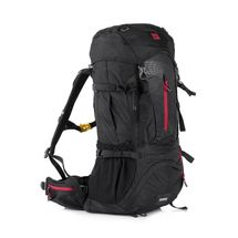 SPOKEY - ZION Batoh trekkingový 42 l čierno-červený