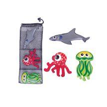 SPOKEY - ZOO 2 Hračky na potápanie - žralok, chobotnica, medúza