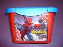 STOR - Kontajner prenosný Spiderman