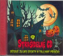 Strašidelné CD - Děsivé zvuky, efekty a tajemný příběh! - CD