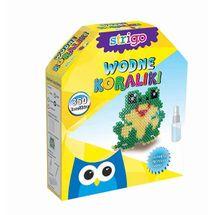 STRIGO - Kreativná sada: Vodné korálky - žaba