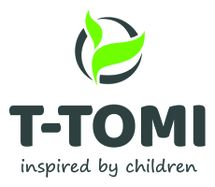 T-TOMI - Pletený mantinel 360 cm, white + blue