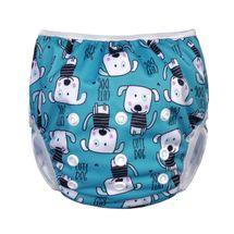 T-TOMI - Plienkové plavky, dogs