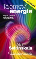 Tajemství energie - Alla Svirinskaja