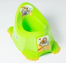 TEGA BABY - Nočník Safari žltý