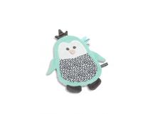 TIAMO - Plyšový šuštiaci muchláček tučniak