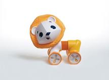 TINY LOVE - Interaktivní hračka18cm, Lev Leonardo