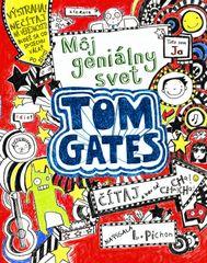 Môj geniálny svet Tom Gates 1 - Liz Pinchon