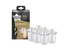 TOMMEE TIPPEE - Dávkovač na sušené mlieko C2N, 6ks