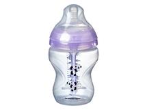 TOMMEE TIPPEE - Dojčenská fľaša Advanced Anti-Colic Girl 260ml 0m+