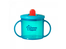 TOMMEE TIPPEE - Hrnček dvojuškový pre najmenších Basic